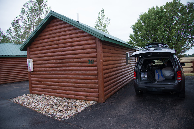 Frontier Cabin in Wall SD