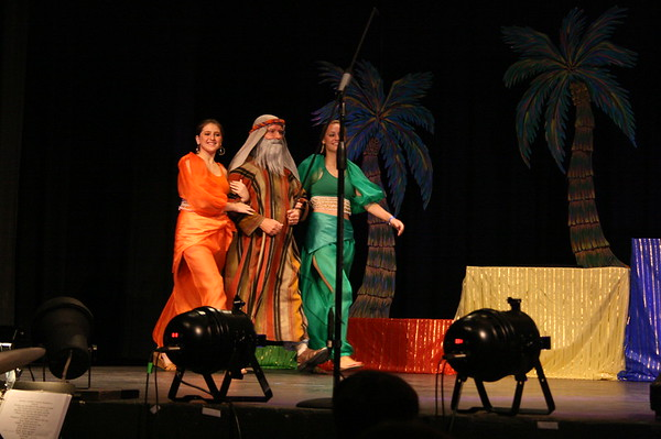 Joseph and the Amazing Technicolor Dreamcoast