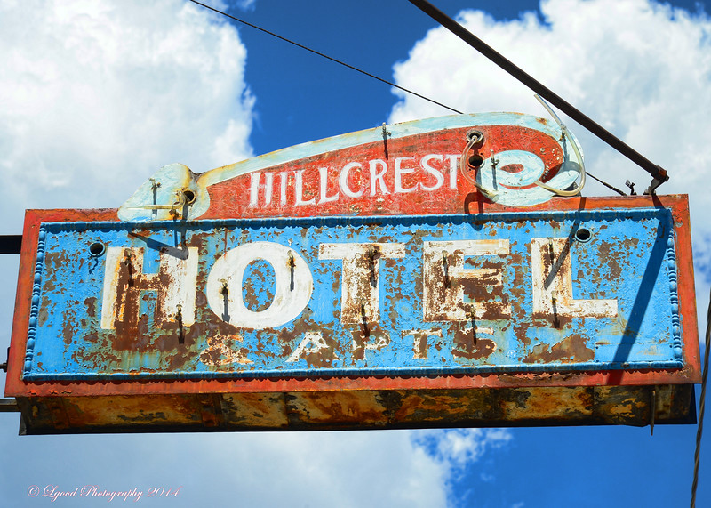 Rusty Hotel