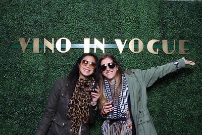 Vino in Vogue 11.3.18