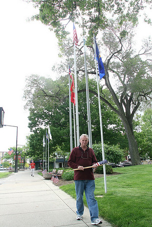 PLANTING THE FLAGS - ELYRIA