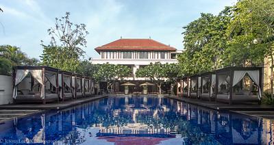 Conrad Bali (Resort Ocean Suite)
