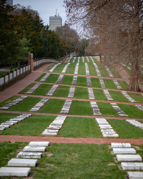 Morovian Cemetery