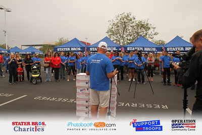 Stater Bros Charity Event