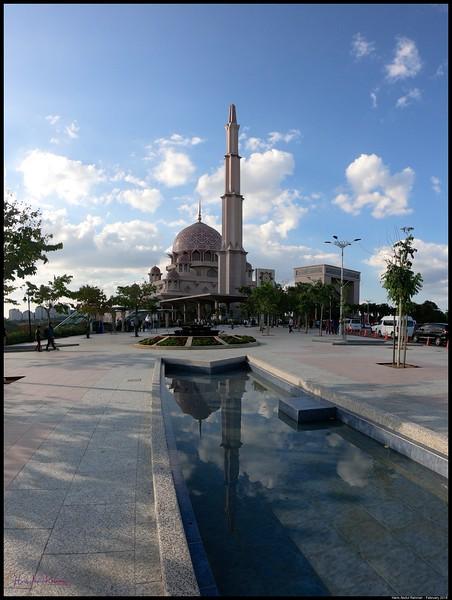 Sunday at Putrajaya