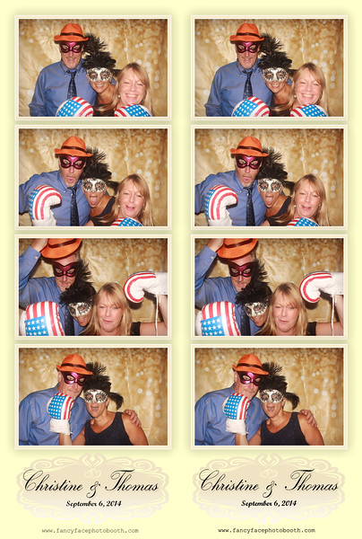 Christine & Thomas 09/06/2014