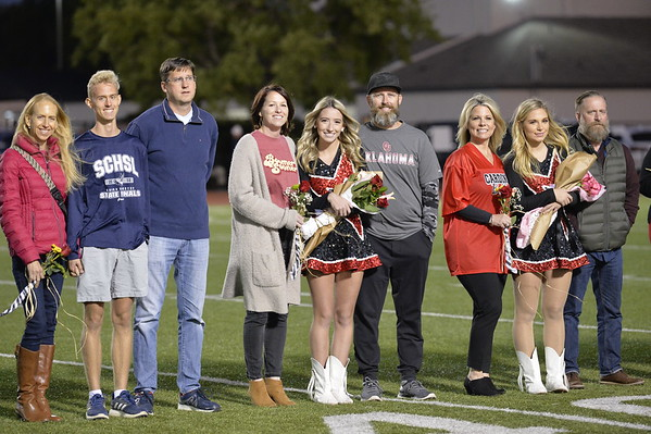 FWC Senior Night  10-11-2019
