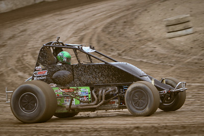 Ontario Topless Sprints, South Buxton Raceway, Merlin, ON, August 29, 2015