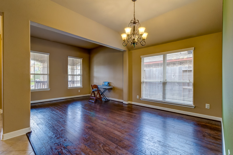 Dining Room & Formal Living Room