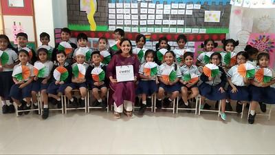 Parental Involvement in School Activity - Kangas on 23.1.2020