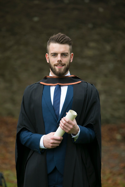 02/11/2017. Waterford Institute of Technology Conferring is Damien O'Connell from Dungarvan. Picture: Patrick Browne.