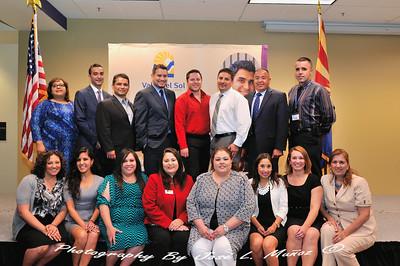2014-05-07 Hispanic Leadership Institute-Tucson Graduation
