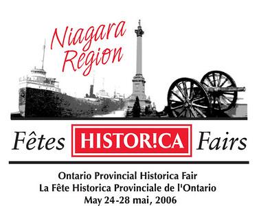 Provincial Fair - 2006 Events