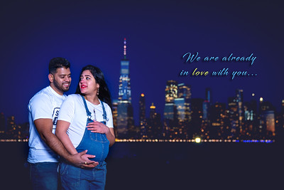 Sangeetha & Balu - Maternity Shoot