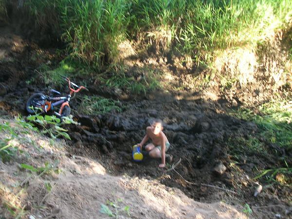06-08-06 Field riding