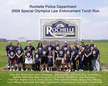 2009 Torch Run