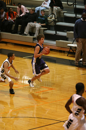 Darlington JV Basketball 11-29-2005