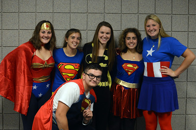 Super Hero Day (10/3/2013)