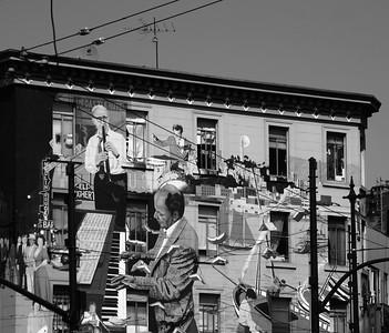 Graffiti-Painted