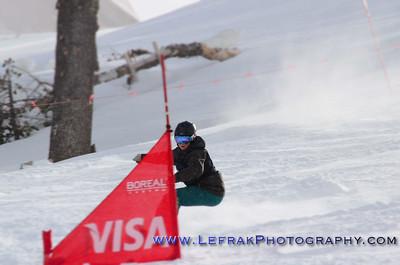 Boreal Slalom 2/13/2012 Varsity
