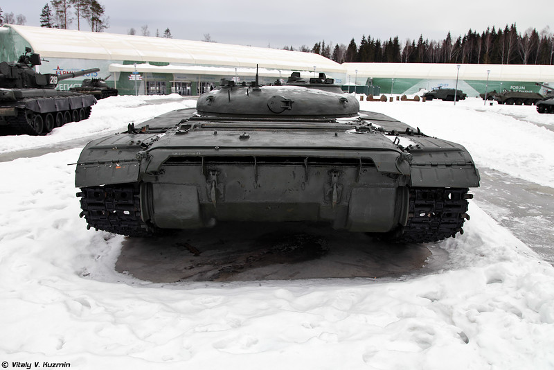 Объект 775 (Experimental missile tank Object 775)