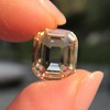 4.94ct Cushion Emerald Cut Diamond, GIA 8