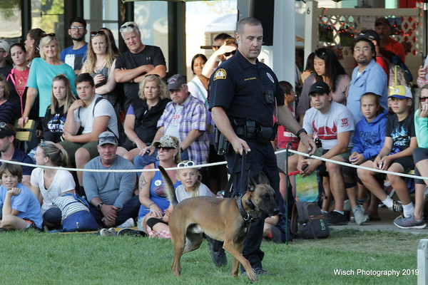 K9 Minnesota State Fair 2019 Aug 30th