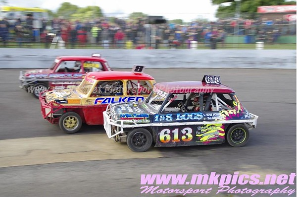 National Ministox, Northampton, 16 October 2016