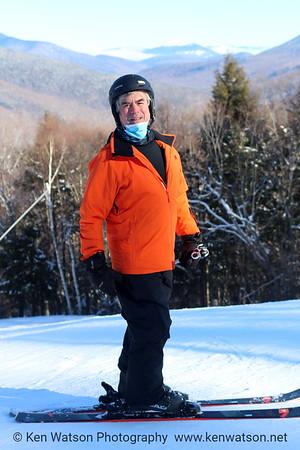 2021-01-08 Loon Skiing