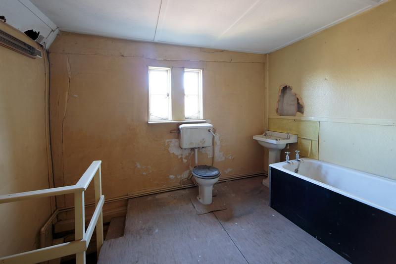 Bathroom in Manor Farmhouse in Spaldwick (Nov 2014)