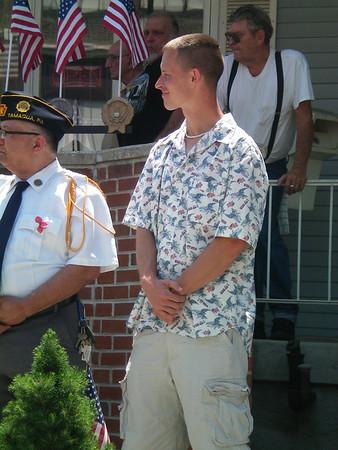 American Legion Memorial Day Service, Tamaqua American Legion, Tamaqua (5-30-2011)