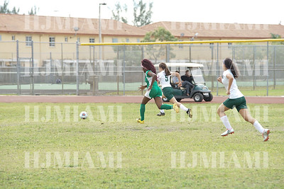 Hialeah Gardens | Soccer | Varsity Girls | 11/16/17