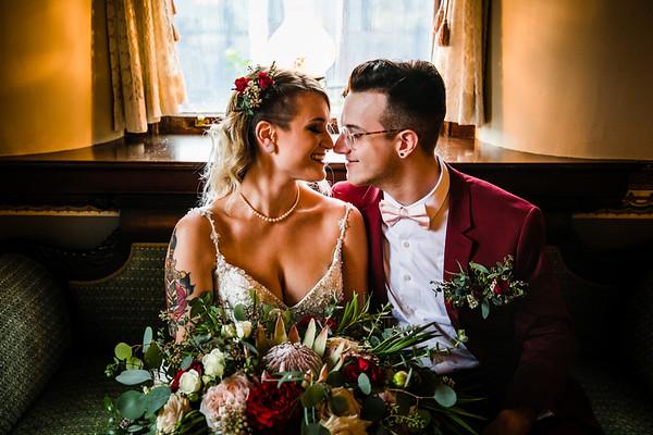 Mytchell + Rachel | Springton Manor | 09.09.2018