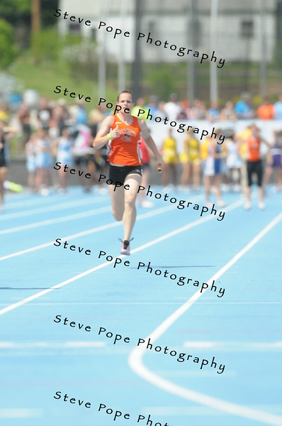 2009 1A State Track