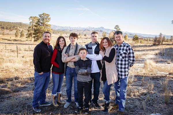 The Pyatt Family | November 2018