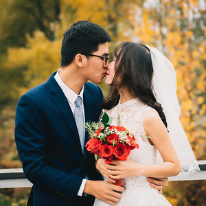 Anh and Viet Engagement Shoot- November 2018