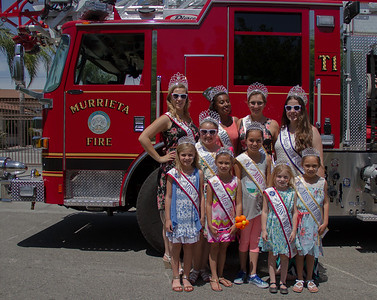 Murrieta's 69th Annual Fireman's BBQ