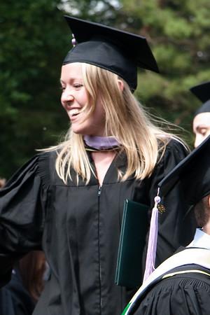 Jackie's Graduation