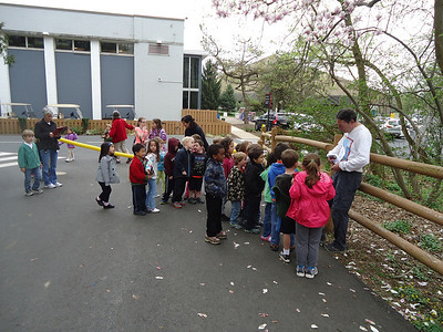 EARTH DAY IN PRE-K