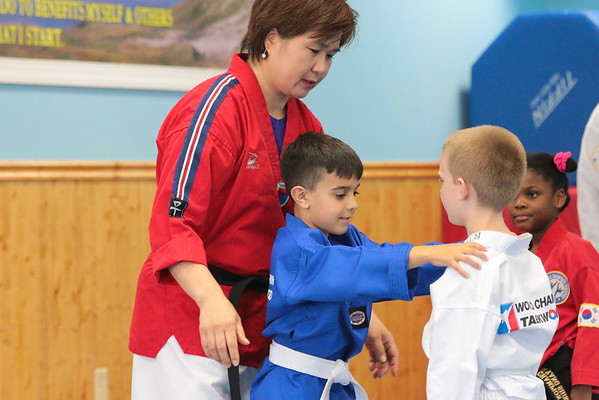 TKD Self Defense 060316