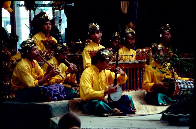 temple gamalan band