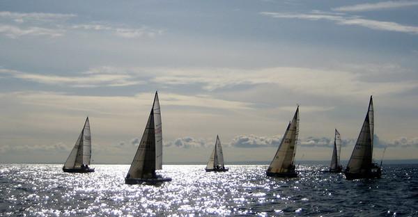 Fall Sailing on Cesan