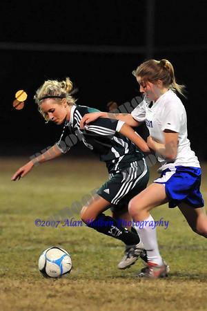 Varsity Soccer - Williamston at Mason - April 3
