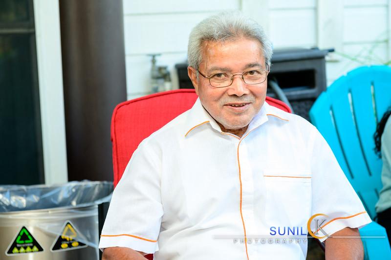 Chacha 75th Birthday Celebration