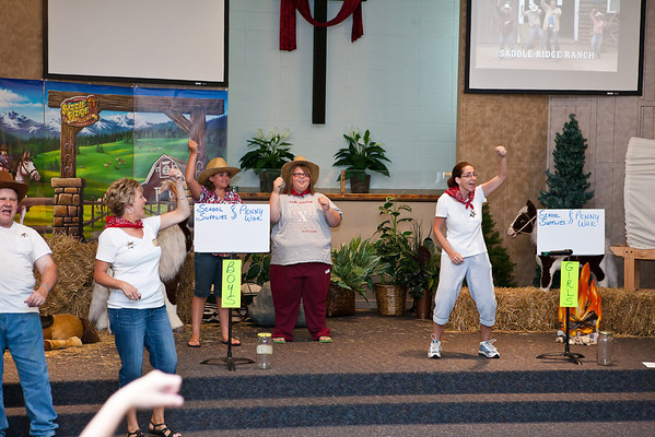 Vacation Bible School 2010