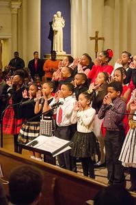 2nd Grade St Leos Christmas Concert
