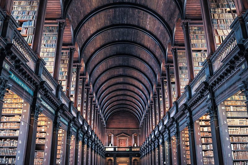 Weekend in Dublin - Trinity College