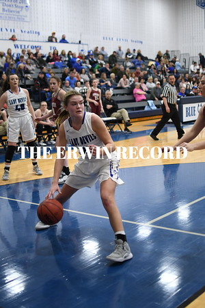 UCHS Lady Devil Basketball vs Johnson County - January 2020