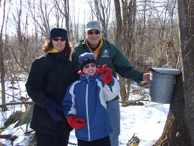 Leslie, Declan and Me