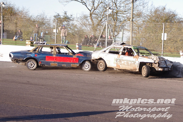 Tim Day Memorial , Unlimited National Bangers
